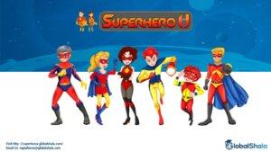 superhero contest